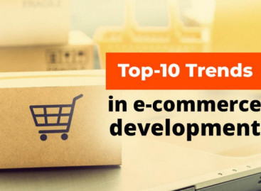 Top-10 Trends in E-commerce Development