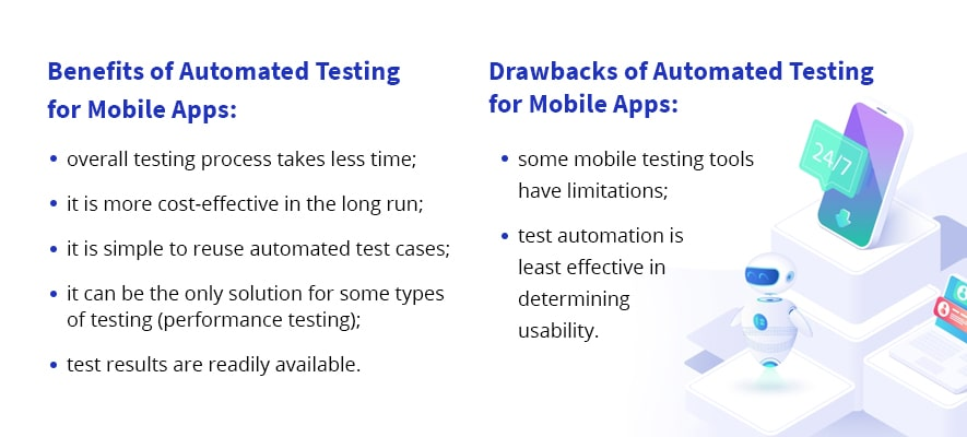 test automation for mobile apps