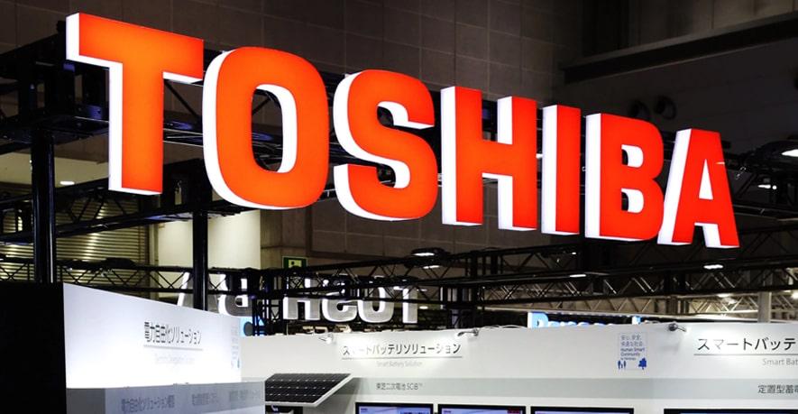 Toshiba security bug
